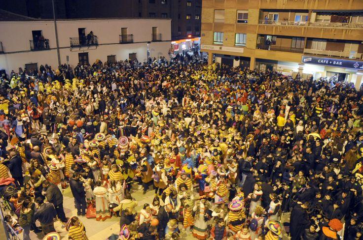 La gran participación en el Pasacalles, Pregón y baile de disfraces protagonizan las Fiestas del Carnaval 2017 de Móstoles