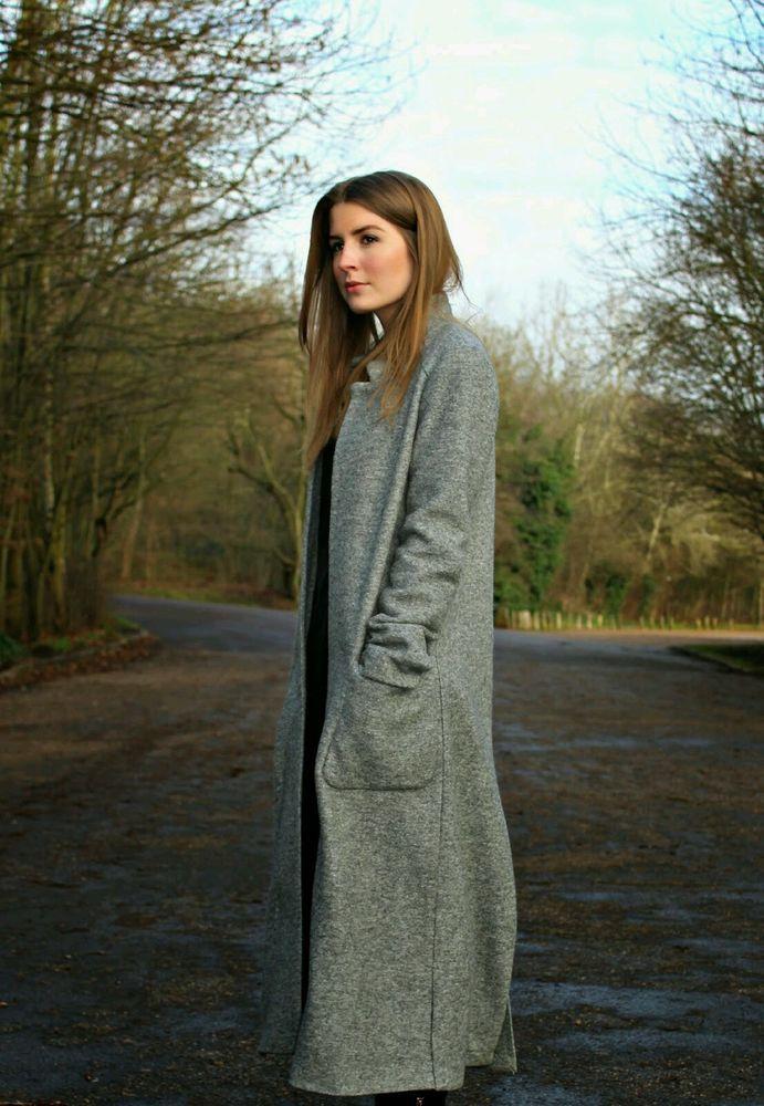 Extra Long Wool Coat Fashion Women S Coat 2017
