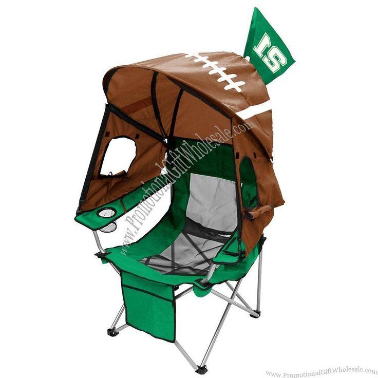 Custom Sports Ball Design Tent Chair - Baseball, Football, Soccer, Golf, Racing, Basketball #1079547069