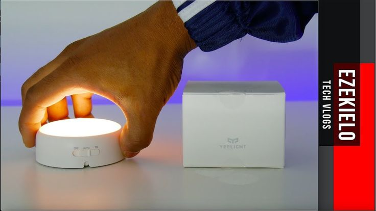 Yeelight Motion Sensing Rechargeable  Nightlight