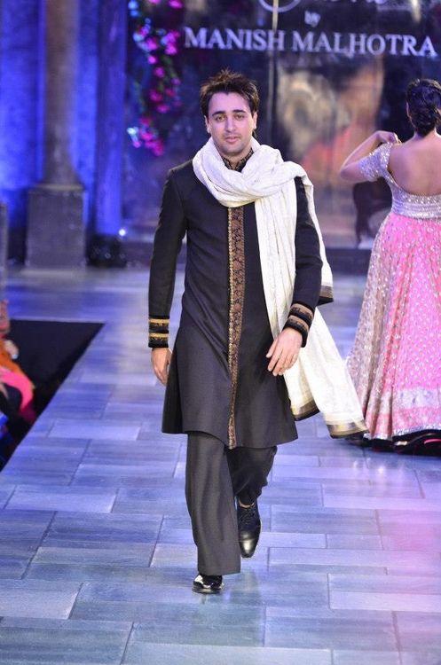 Imran Khan in Manish Malhotra