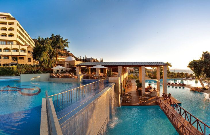 Amathus Beach Hôtel 5* TUI Rhodes prix Voyage pas cher Grèce TUI à partir 599,00 € TTC au lieu de 849 €.