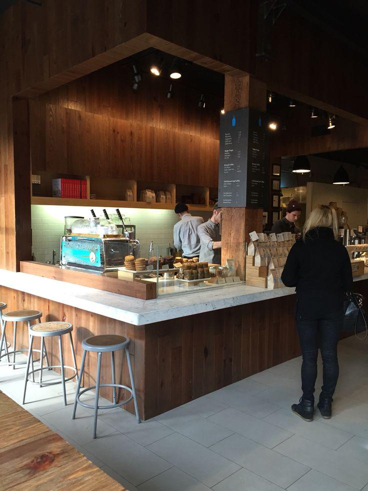 Bluebottle coffee in Brooklyn