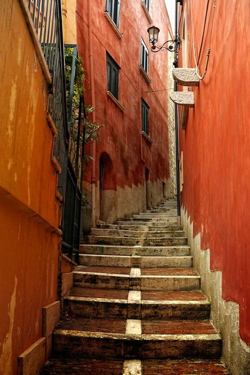 Campobasso, Molise, Italy | by © robak | via evysinspirations