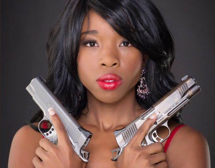 """Up to 59 percent of African-American households now view owning a gun as a """"necessity,"""" according to a recent study from the Pew Research Center released this month, and African-American women have…"""