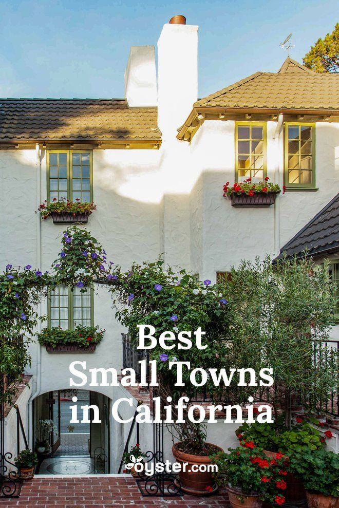 Staying in small towns can be a great way to experience the often-overlooked treasures of the Golden State, including its clear waves and steep slopes. Here are the top small towns in California that are worth a day trip or more.