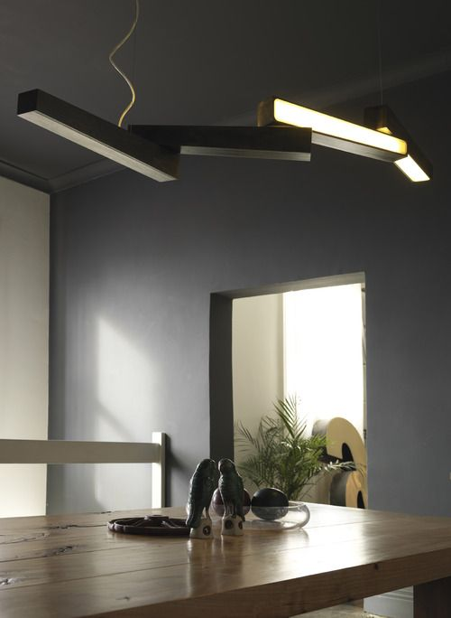 Recently launched by Melbourne lighting designer Ilanel is this beautiful Nu Suspended. / & 21 best suspended linear lighting images on Pinterest | Linear ... azcodes.com