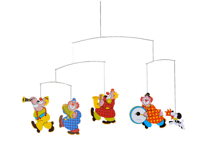 Circus Mobile by Flensted Mobiles
