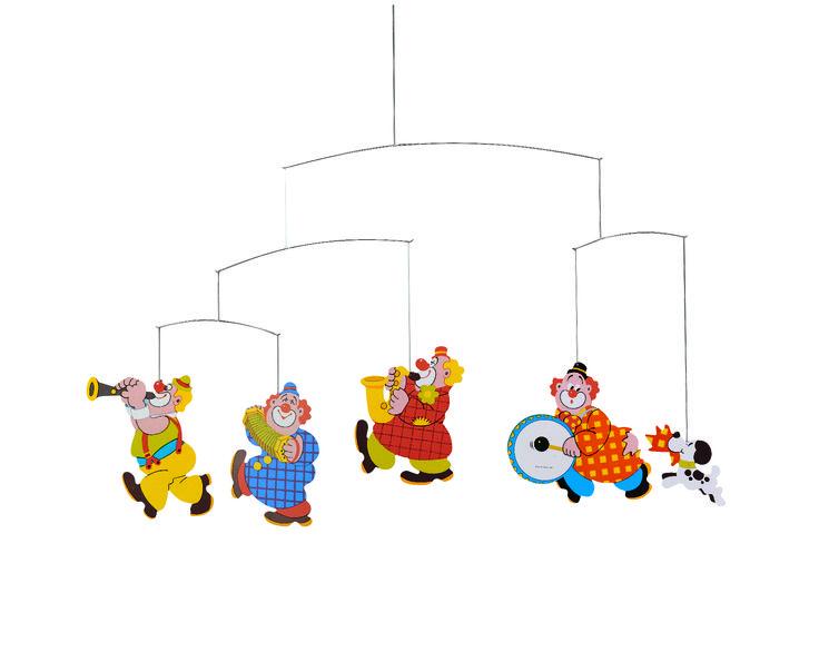 Flensted - Cirkus Bubi og Bom