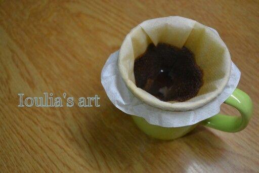 Cafe americano! Easy way ;)