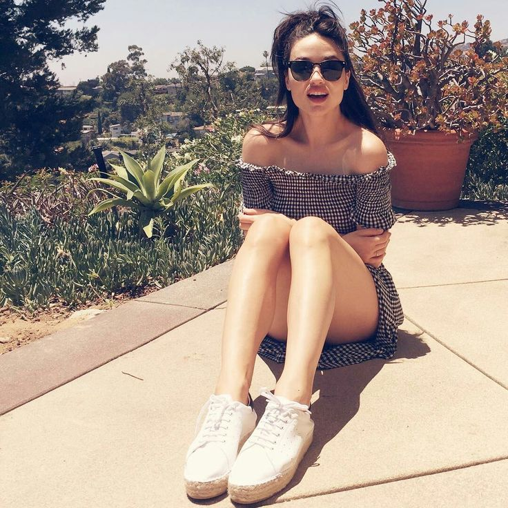 Crystal Reed ✾
