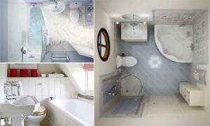 43 idées d'aménagement pour une petite salle de bain