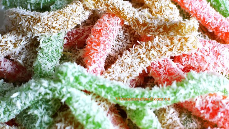 Vietnamese Dessert Recipes With Pictures images