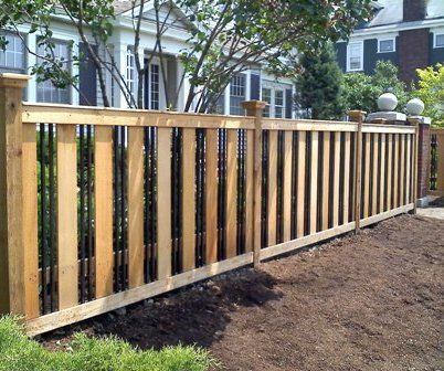 17 Best Images About Fence Ideas On Pinterest Fence