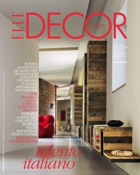 Elle Decor, Italia