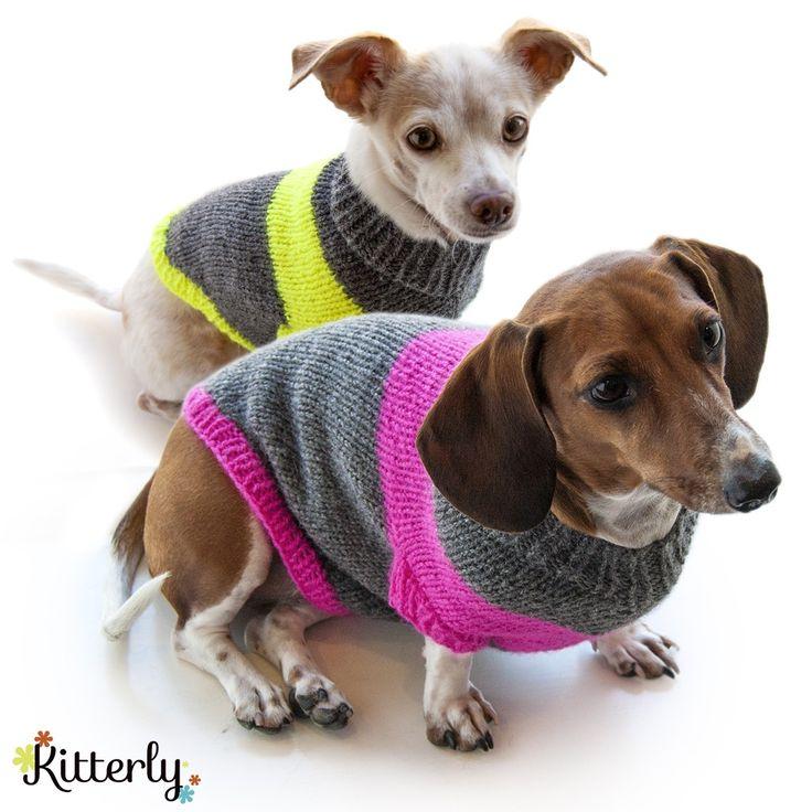 Kitterly Originals Puppy Pullover - Kits