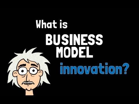 Better Business Learning - What is Business Model Innovation? + viele andere, kleine, gute Videos zu den Themen Change und Leadership - 1212