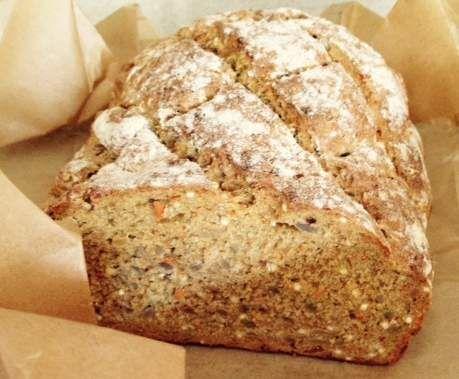 Rezept Kraftbrot von Hermithethermi - Rezept der Kategorie Brot & Brötchen