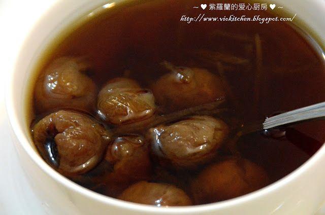 罗汉果桂圆冬瓜糖水 Luo Han Guo With Dried Longan And Winter Melon Dessert
