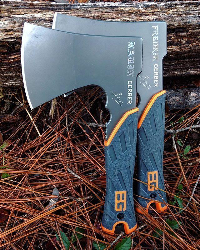 Bear Grylls Survival Hatchet 31-002070. This Hatchet is one of a kind,  #31 #bear #gerber #grylls #hatchet