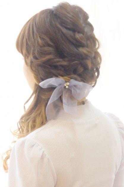 ルーズなワンサイド♪   神奈川県・元町・石川町の美容室 hair coucouのヘアスタイル   Rasysa(らしさ)