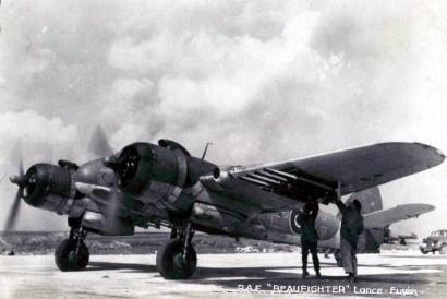 Bristol Beaufighter ~ BFD