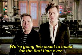 """SNL Host Jimmy Fallon and Harry Styles Snap to It """