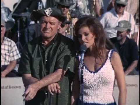 THE BOB HOPE CHRISTMAS SPECIAL (1967) ~ From his annual USO tour of overseas…