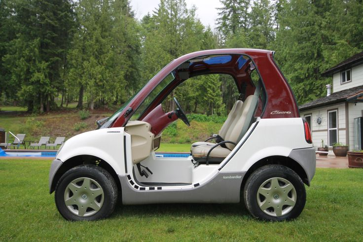 this is my bombardier nev neighborhood electric vehicle ev pinterest vehicles electric. Black Bedroom Furniture Sets. Home Design Ideas