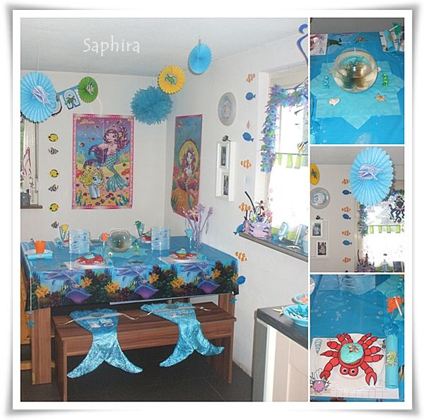 Meerjungfrauen-Geburtstag - Sonstiges - Perlentiere-Forum
