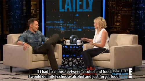 "Again, she would die for it. | Community Post: 50 Unforgettable Reasons ""Chelsea Lately"" Was The Best Late-Night Talk Show"