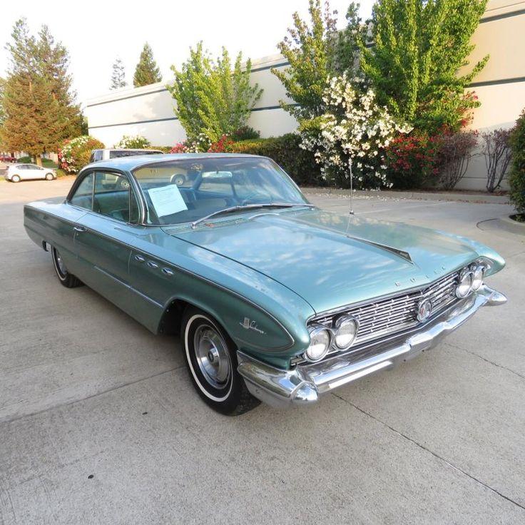 1965 Buick Lesabre For Sale 1950645: 1961 Buick LeSabre Bubble Top Coupe
