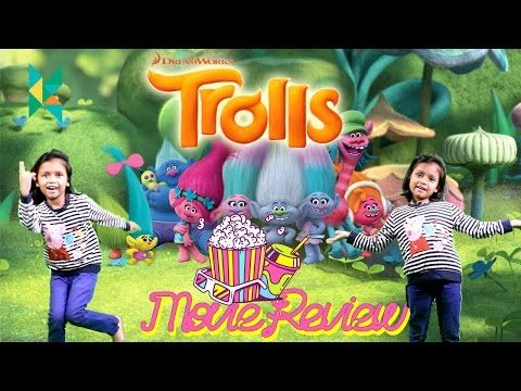 (2) Trolls Movie 2016 Review Dreamworks Animation Movie India Release - YouTube