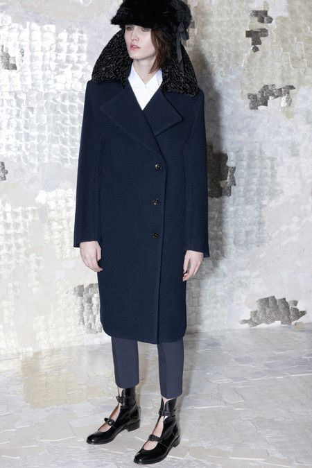 Stay hot and ready for the streets on your way to work. Acne studios is Swedish.