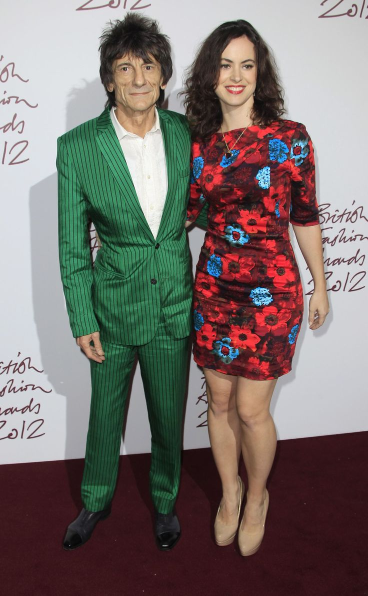"Age is just a number for Ronnie Wood. The 68-year-old Rolling Stones guitarist is preparing for fatherhood once again, this time with third wife Sally Wood, 37, a theater producer. ""Sally and Ronnie Wood are delighted to announce that they are expecting twins in June 2016,"" the band's rep told Mail Online. ""Needless to say, they are thrilled and overjoyed with the wonderful news."" Ronnie has four grown children and nine grandchildren from his first two marriages. He and Sally, who's about…"