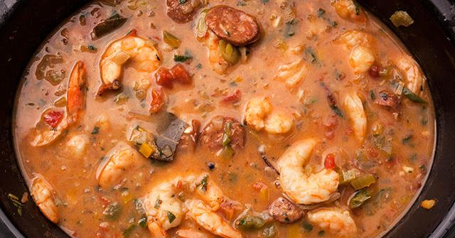 "When you ask a Cajun who makes the best gumbo, their answer would most likely be ""mama."" But everything changed when this Slow Cooker Shrimp Gumbo recipe emerged — now anyone can create the beloved dish from the comfort of their home — cajun or not! If you love hassle-free ways to create a hearty …"