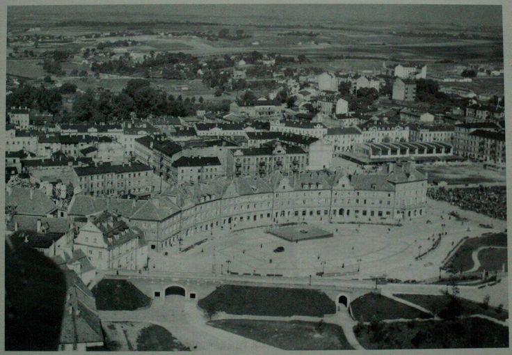 Panorama Lublina.