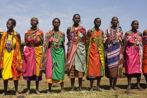 kenya traditional clothing Google Search World Fashion