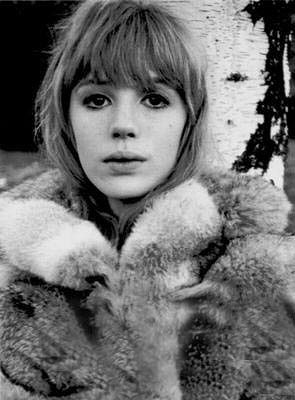 Time Tested Beauty Tips * Audrey Hepburn Forever *-マリアンヌ・フェイスフル(Marianne Faithfull)