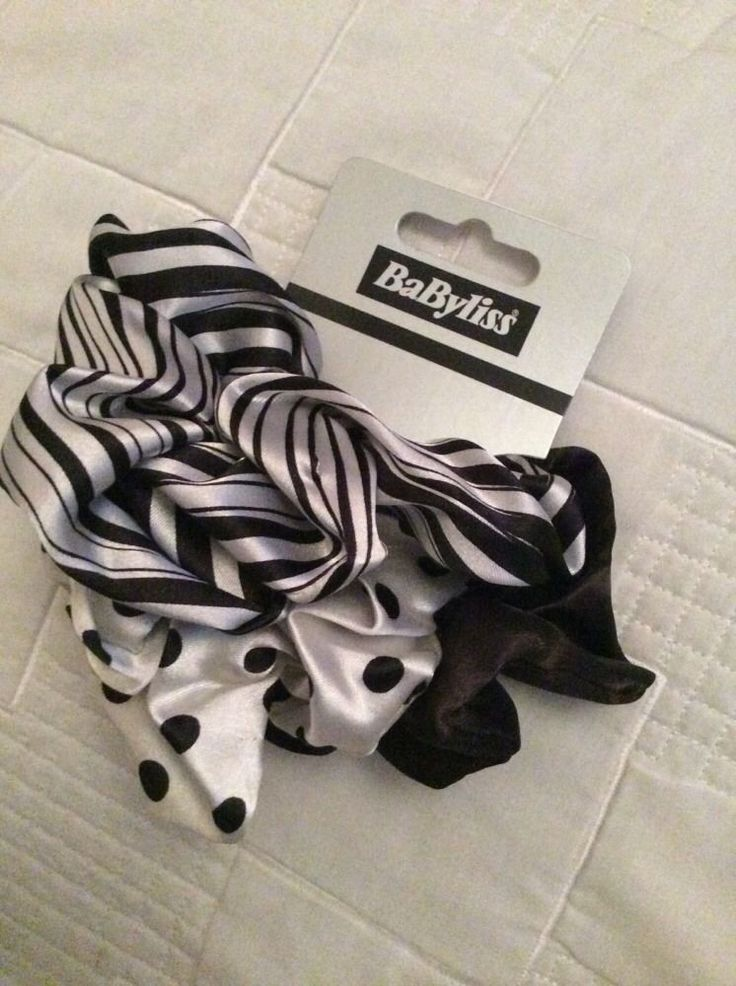 BaByliss 3 HAIR BOBBLES PONYTAIL ELASTIC BANDS bobbles hair bands BNWT accessory