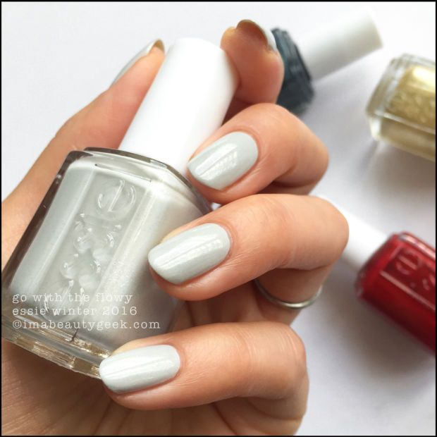 Nail Polish Colors Essie: ESSIE WINTER 2016 COLLECTION SWATCHES & REVIEW