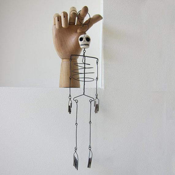 Day of the Dead Skeleton