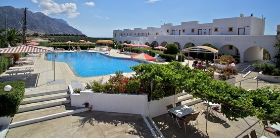 Sunny View is a family hotel in the area of Kardamena, Kos, just 6 km away from the airport and very close to the beach.