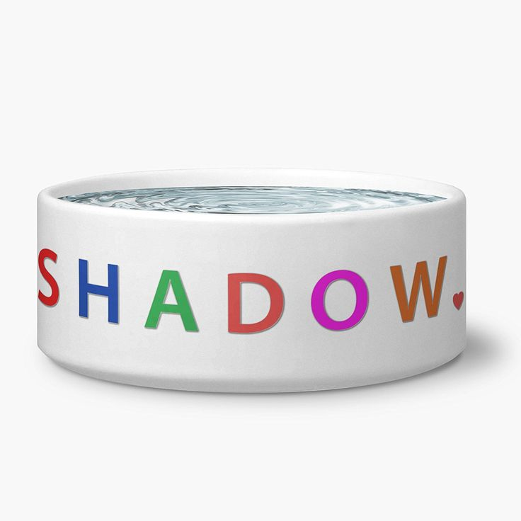 Custom Ceramic Dog Bowl Personalized Pet Bowls with Your Dog Name - Gifts for Dogs Personalized Pet Food and Water Bowls Feeding Kitchen Decor Custom Printed Pet Bowls Design Custom Bowl * Trust me, this is great! Click the image. : Dog bowls
