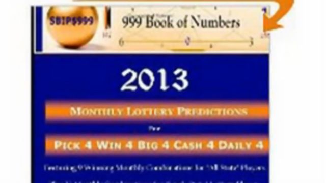 Lottery With The Best Odds Of Winning. The power to observe that a trigger combination has come out in your state's Pick 4 Lottery Game. The resources to play a set of 14-20 numbers thatare associated with that trigger combination during a specified time period; and The wisdom to decide how tospend your winnings to meet your particular freedom goals. Take a look of 999 Book of Numbers Publications here. How To Win The Lottery Richard Lustig.