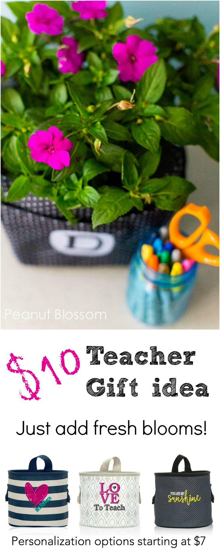 Oh snap bin ideas - What An Adorable Teacher Appreciation Gift Idea For Just 10 You Can Give Her A