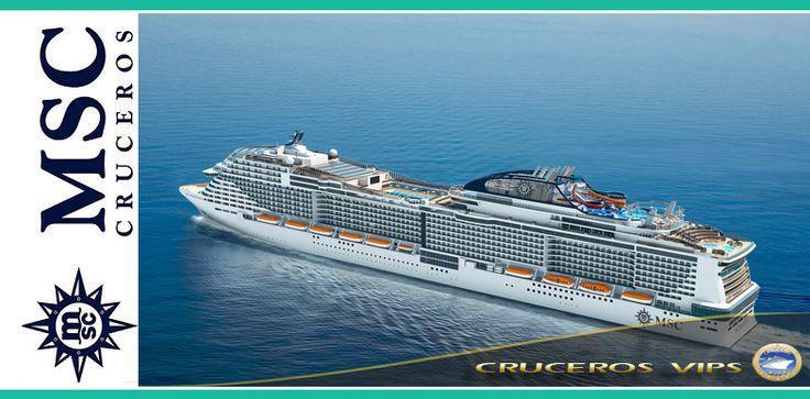 SEIS RAZONES POR LAS QUE MSC MERAVIGLIA SERA EL MEJOR DISTINO DEL MEDITERRANEO – Cruceros Vips