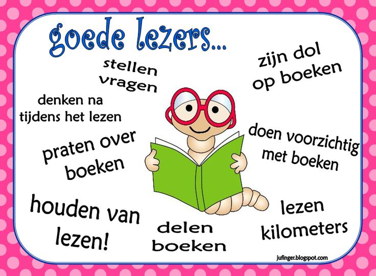 Goede lezers...