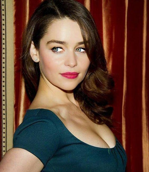 Emilia.   Emilia clarke hot, Emilia clarke, Actresses
