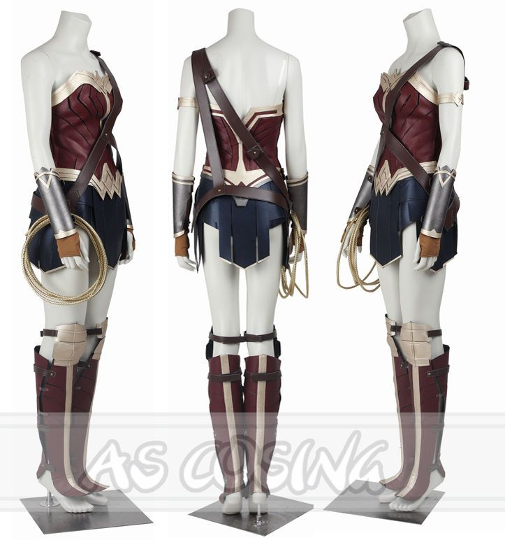 Batman v Superman Dawn of Justice  League Wonder Woman Cosplay Costume Halloween | Clothing, Shoes & Accessories, Costumes, Reenactment, Theater, Costumes | eBay!
